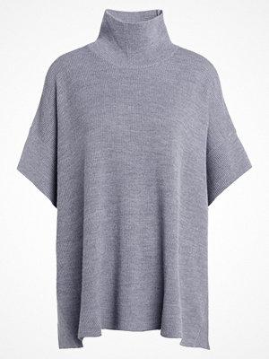 Repeat Poncho medium grey