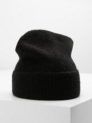 Mössor - Only ONLLESLIE HAT ACC Mössa black