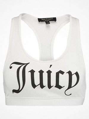Juicy Couture GRAPHIC RACER BACK SPORT Linne white