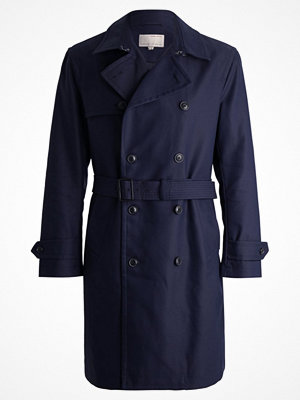 Trenchcoats - Banana Republic LONG Trenchcoat preppy navy