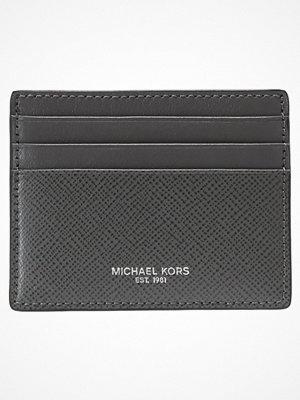 Plånböcker - Michael Kors HARRISON Visitkortsfodral grey
