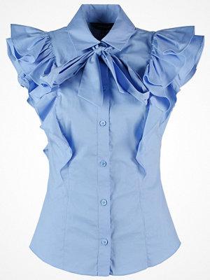 Karen Millen SUPER  Skjorta blue