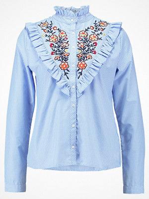 Only MEGANA Skjorta cashmere blue