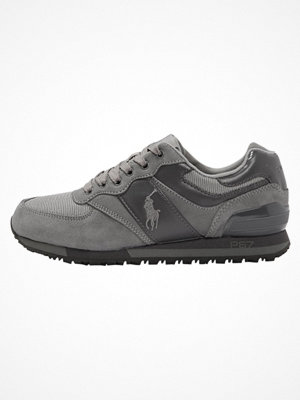 Polo Ralph Lauren SLATON PONY Sneakers grey/basic