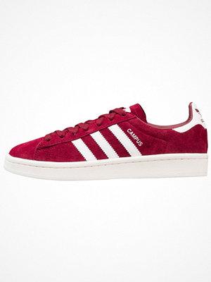 Adidas Originals CAMPUS Sneakers collegiate burgundy/footwear white/chalk white