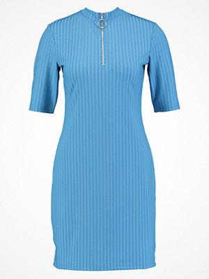 Weekday THERESA Jerseyklänning blue