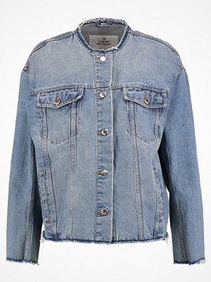 Cheap Monday TROMBER LOST AND FOUND  Jeansjacka blue