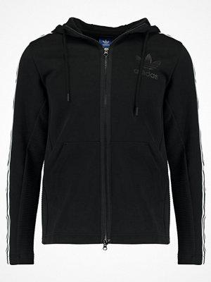 Adidas Originals CURATED FULLZIP Sweatshirt black