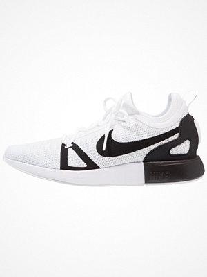 Nike Sportswear DUEL RACER Sneakers white/pure platinum/black