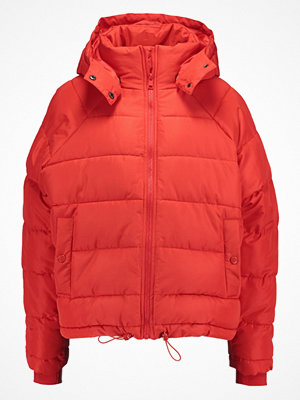 Even&Odd SUPER WIDE PUFFER Vinterjacka red