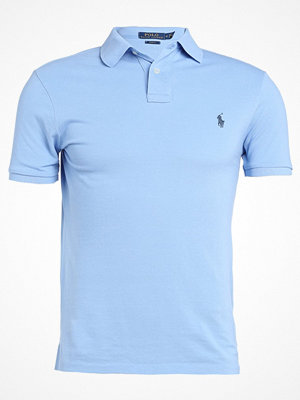Polo Ralph Lauren WEATHERED SLIM FIT Piké new harbor blue