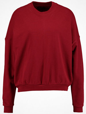 Even&Odd EASY BLOUSON Sweatshirt bordeaux