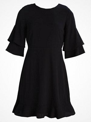 Vero Moda VMAMY FLOUNCE Cocktailklänning black