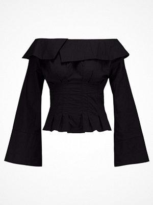 Topshop B&B REWRK CORSET Blus black