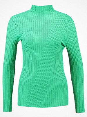 Weekday Stickad tröja green