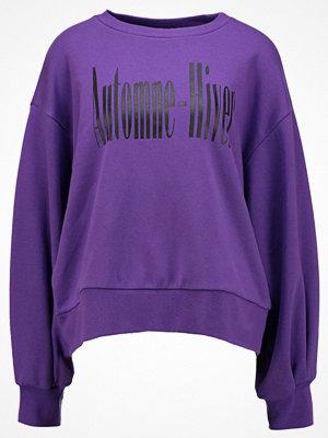 Puma B&B CREW DRAMA Sweatshirt royal purple
