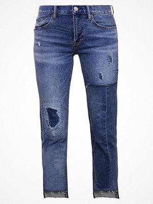 Polo Ralph Lauren ALAINA Jeans straight leg medium indigo