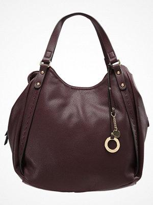 Handväskor - Anna Field Handväska  burgundy