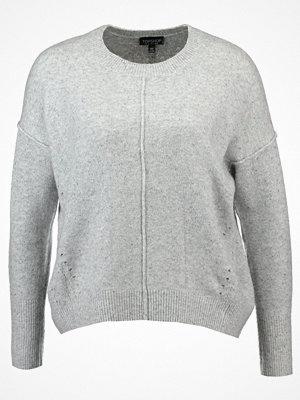 Topshop Stickad tröja greymarl