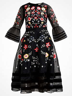 Frock and Frill BRYELLE FLORAL MIDI DRESS Cocktailklänning black