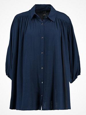 ADIA Skjorta dark blue