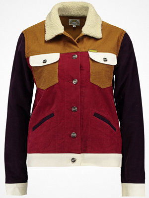 Wrangler by Peter Max WESTERN Tunn jacka burgundy