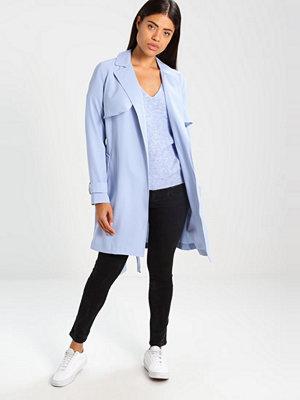 Even&Odd VNECK JUMPER  Stickad tröja light blue