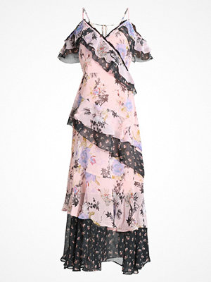 Topshop Maxiklänning pink
