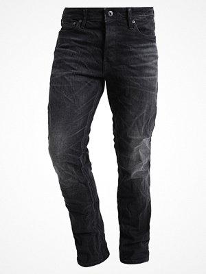 Jeans - Jack & Jones JJITIM JJORIGINAL  Jeans slim fit black denim