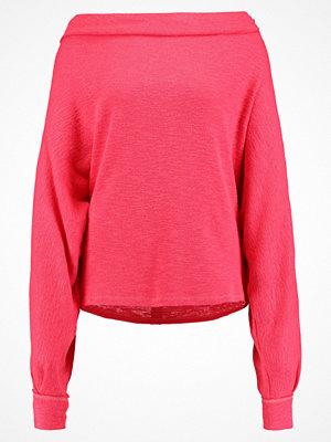 Free People SKYLINE THERMAL Stickad tröja red