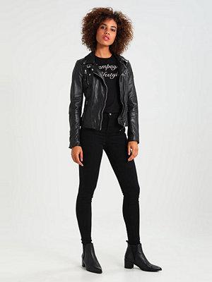Dorothy Perkins CHAMPAGNE  Tshirt med tryck black