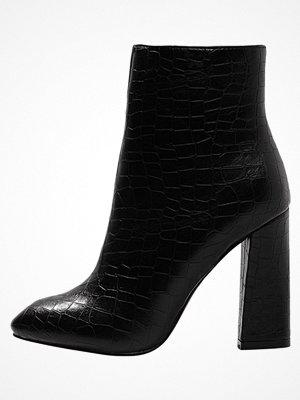 Raid ERICA Klassiska stövletter black croc