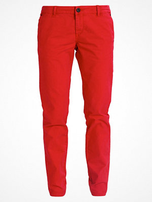 Gaastra röda byxor QUAY Chinos icon red