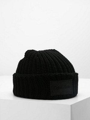 Calvin Klein INGMAR HAT Mössa black