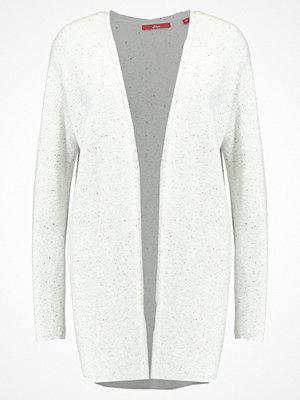 s.Oliver RED LABEL Kofta grey melange knit