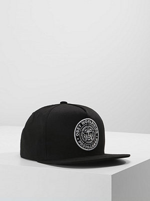 Kepsar - Obey Clothing CLASSIC PATCH SNAPBACK Keps black