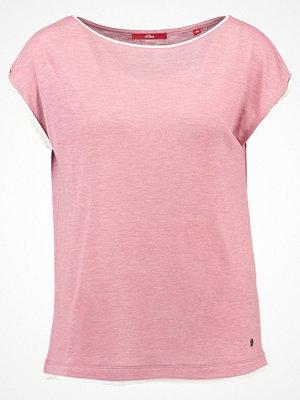 s.Oliver RED LABEL Tshirt bas soft mauve melange