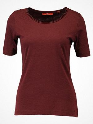 s.Oliver RED LABEL Tshirt bas radiant grape