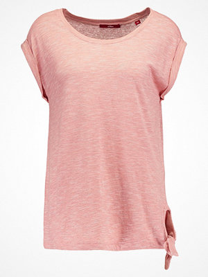 s.Oliver RED LABEL KURZARM Tshirt med tryck powder peach