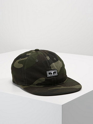 Kepsar - Obey Clothing OVERTHROW 6 PANEL SNAPBACK  Keps camo
