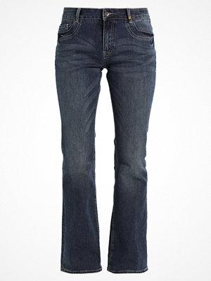 s.Oliver RED LABEL SMART  Jeans bootcut blue denim