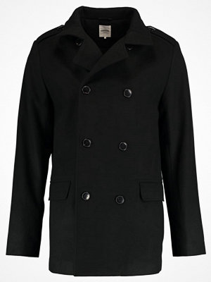 Trenchcoats - Zalando Essentials Trenchcoat  black
