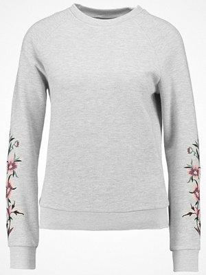 Even&Odd Sweatshirt mottled grey