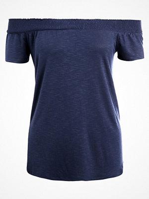s.Oliver RED LABEL Tshirt med tryck eclipse blue