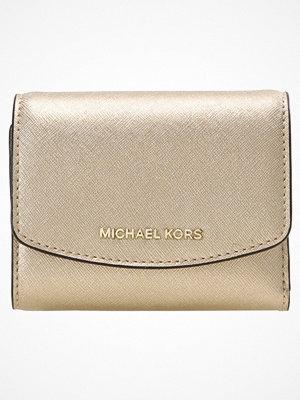 MICHAEL Michael Kors MONEY PIECES TRIFOLD  Plånbok pale gold
