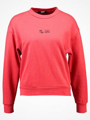 Wemoto BELLA Sweatshirt red