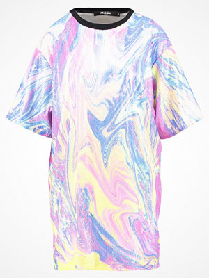 Jaded London PRINTED SEQUIN OVERSIZED Sommarklänning multicoloured