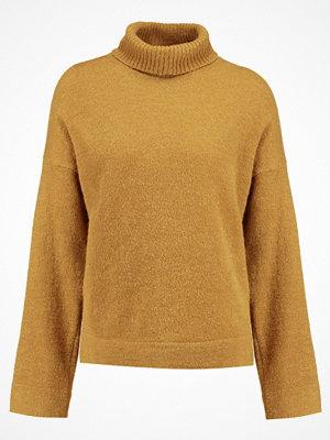 Noa Noa ALPACA  Stickad tröja dull gold