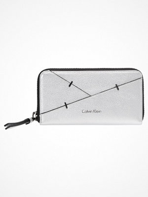 Plånböcker - Calvin Klein LUNA  Plånbok silver