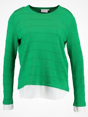 Kaffe NIKA  Stickad tröja jelly bean green